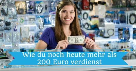 200 Euro verdienen durch den Wechsel deines Versorgers