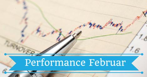 Performanceupdate meiner Dividendenstrategie im Februar 2016
