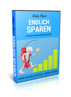 Cover - Video-Kurs: Endlich Sparen