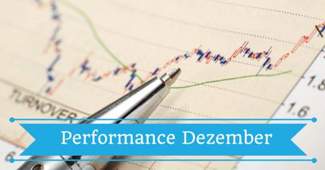 Performanceupdate meiner Dividendenstrategie im Dezember 2016