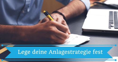 4 Fragen, um deine Anlagestrategie festzulegen