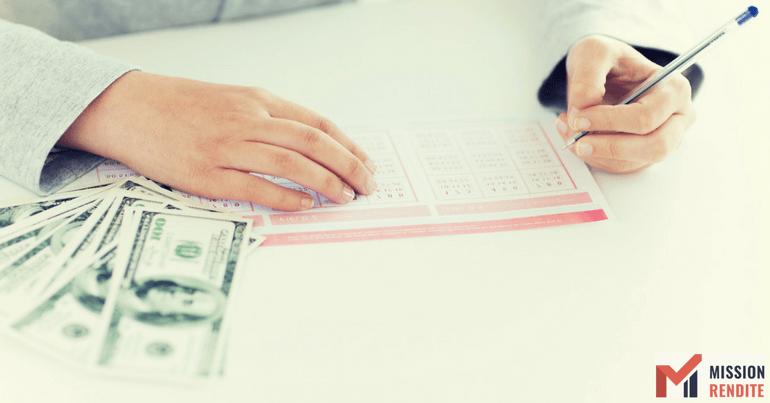 3 Dinge, die wahrscheinlicher sind, als im Lotto zu gewinnen